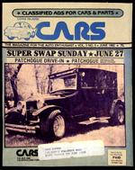 Cover Car on Cars magazine