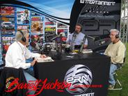 ERN Motor Trend radio with host Alan Taylor & Gary on the hot seat