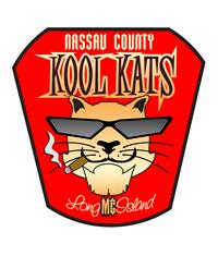 Gary designed the Kool Kats Motorcycle ICON & patch.