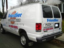 Hi Performance VINYL LETTERING with PRINTED VINYL Picture