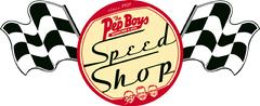 Pep Boys Speed Shop Logo
