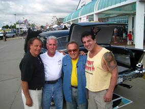 Andy Perillo - Gary, The Local Brush - George Barris - Chuck Zito